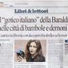 «Scarlett – Il bacio del demone» e «La bambola dagli occhi di cristallo»: La recensione del quotidiano La repubblica