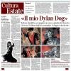 Dylan Dog e Barbara Baraldi sul Corriere della sera