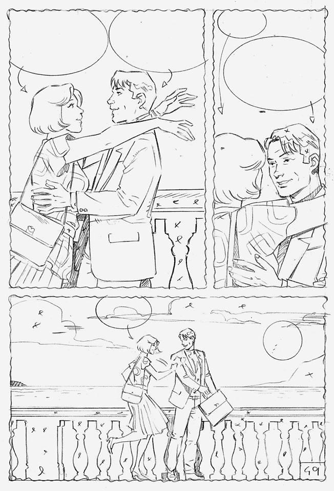 Diabolik - illustrazione di Di Bernardo