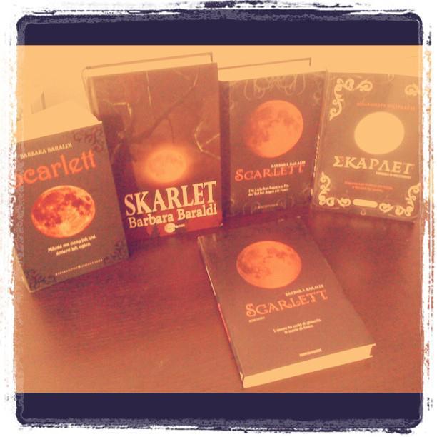 edizioni di Scarlett